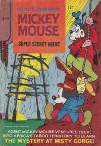 Cover Thumbnail for Walt Disney's Mickey Mouse (W. G. Publications; Wogan Publications, 1956 series) #123
