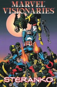 Cover Thumbnail for Marvel Visionaries: Jim Steranko (Marvel, 2002 series)
