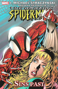 Cover Thumbnail for Amazing Spider-Man (Marvel, 2001 series) #8 - Sins Past