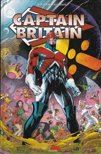 Cover Thumbnail for Captain Britain (Panini France, 2013 series)