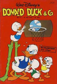 Cover Thumbnail for Donald Duck & Co (Hjemmet / Egmont, 1948 series) #21/1976