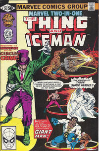 Cover Thumbnail for Marvel Two-in-One (Marvel, 1974 series) #76 [Direct]