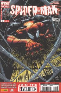 Cover Thumbnail for Spider-Man (Panini France, 2013 series) #1