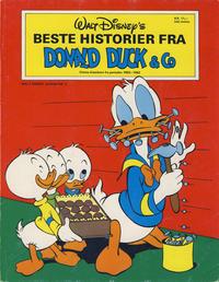 Cover Thumbnail for Walt Disney's Beste Historier fra Donald Duck & Co [Disney-Album] (Hjemmet / Egmont, 1974 series) #4