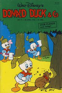 Cover Thumbnail for Donald Duck & Co (Hjemmet / Egmont, 1948 series) #17/1976