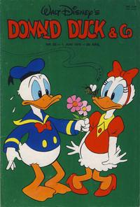 Cover Thumbnail for Donald Duck & Co (Hjemmet / Egmont, 1948 series) #23/1976