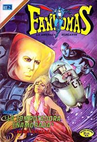 Cover Thumbnail for Fantomas (Editorial Novaro, 1969 series) #143