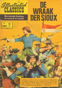 Cover Thumbnail for Illustrated Classics (Classics/Williams, 1956 series) #180 - De wraak der Sioux
