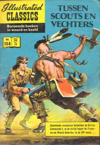 Cover Thumbnail for Illustrated Classics (Classics/Williams, 1956 series) #184 - Tussen scouts en vechters