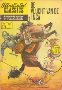 Cover Thumbnail for Illustrated Classics (Classics/Williams, 1956 series) #175 - De vlucht van de Inca