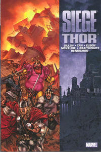 Cover Thumbnail for Siege: Thor (Marvel, 2010 series)