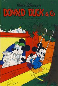 Cover Thumbnail for Donald Duck & Co (Hjemmet / Egmont, 1948 series) #31/1976