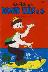 Cover Thumbnail for Donald Duck & Co (Hjemmet / Egmont, 1948 series) #30/1976
