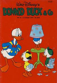 Cover Thumbnail for Donald Duck & Co (Hjemmet / Egmont, 1948 series) #32/1976
