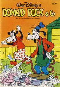 Cover Thumbnail for Donald Duck & Co (Hjemmet / Egmont, 1948 series) #35/1976