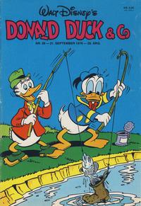 Cover Thumbnail for Donald Duck & Co (Hjemmet / Egmont, 1948 series) #39/1976