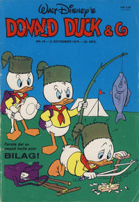Cover Thumbnail for Donald Duck & Co (Hjemmet / Egmont, 1948 series) #45/1976