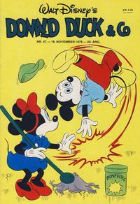 Cover Thumbnail for Donald Duck & Co (Hjemmet / Egmont, 1948 series) #47/1976