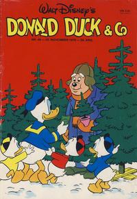 Cover Thumbnail for Donald Duck & Co (Hjemmet / Egmont, 1948 series) #48/1976