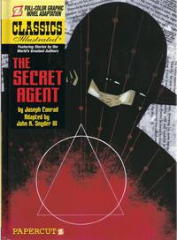 Cover Thumbnail for Classics Illustrated (NBM, 2008 series) #17 - The Secret Agent
