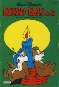 Cover Thumbnail for Donald Duck & Co (Hjemmet / Egmont, 1948 series) #50/1976