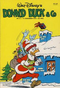 Cover Thumbnail for Donald Duck & Co (Hjemmet / Egmont, 1948 series) #51/1976