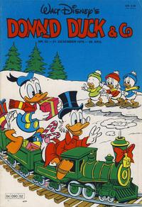 Cover Thumbnail for Donald Duck & Co (Hjemmet / Egmont, 1948 series) #52/1976