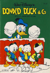 Cover Thumbnail for Donald Duck & Co (Hjemmet / Egmont, 1948 series) #2/1977