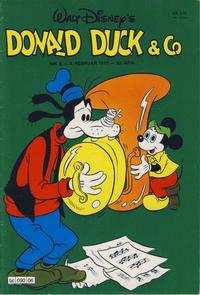 Cover Thumbnail for Donald Duck & Co (Hjemmet / Egmont, 1948 series) #6/1977