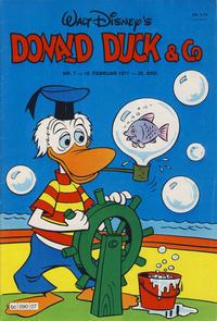 Cover Thumbnail for Donald Duck & Co (Hjemmet / Egmont, 1948 series) #7/1977
