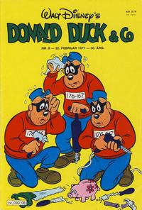 Cover Thumbnail for Donald Duck & Co (Hjemmet / Egmont, 1948 series) #8/1977
