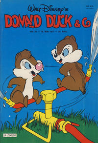Cover Thumbnail for Donald Duck & Co (Hjemmet / Egmont, 1948 series) #20/1977