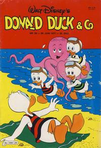 Cover Thumbnail for Donald Duck & Co (Hjemmet / Egmont, 1948 series) #26/1977