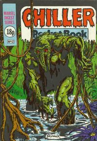 Cover Thumbnail for Chiller Pocket Book (Marvel UK, 1980 series) #12