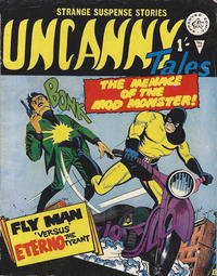 Cover Thumbnail for Uncanny Tales (Alan Class, 1963 series) #66