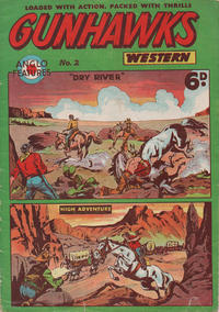 Cover for Gunhawks Western (Mick Anglo Ltd., 1960 series) #2