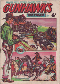 Cover Thumbnail for Gunhawks Western (Mick Anglo Ltd., 1960 series) #10