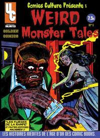 Cover Thumbnail for Golden Comics (Univers Comics, 2009 series) #1