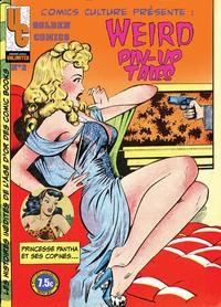 Cover Thumbnail for Golden Comics (Univers Comics, 2009 series) #2
