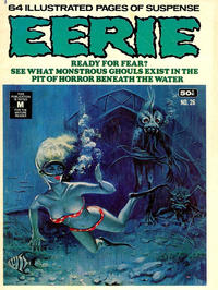 Cover Thumbnail for Eerie (K. G. Murray, 1974 series) #26