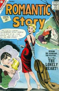 Cover Thumbnail for Romantic Story (Charlton, 1954 series) #63
