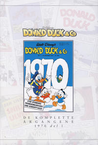 Cover Thumbnail for Donald Duck & Co De komplette årgangene (Hjemmet / Egmont, 1998 series) #[106] - 1970 del I