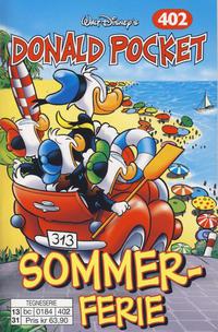 Cover Thumbnail for Donald Pocket (Hjemmet / Egmont, 1968 series) #402