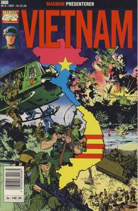 Cover Thumbnail for Magnum presenterer (Bladkompaniet / Schibsted, 1995 series) #4/1997