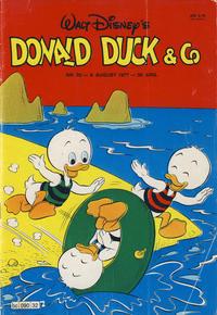 Cover Thumbnail for Donald Duck & Co (Hjemmet / Egmont, 1948 series) #32/1977