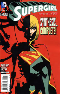Cover Thumbnail for Supergirl (DC, 2011 series) #22