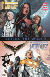 Cover Thumbnail for Planetary / The Authority: Ruling the World (DC, 2000 series)  [Second Printing]