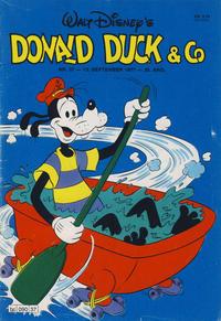 Cover Thumbnail for Donald Duck & Co (Hjemmet / Egmont, 1948 series) #37/1977