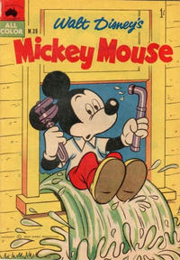 Cover Thumbnail for Walt Disney's Mickey Mouse (W. G. Publications; Wogan Publications, 1956 series) #39