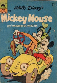 Cover Thumbnail for Walt Disney's Mickey Mouse (W. G. Publications; Wogan Publications, 1956 series) #49
